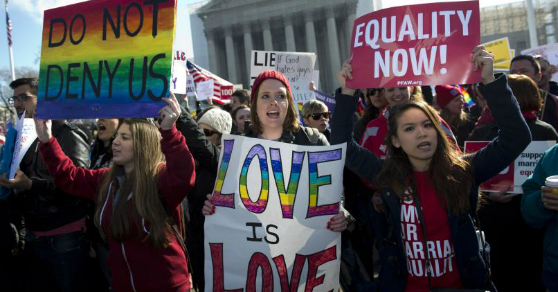 Arkansas couples ask federal judge to strike down state's same-sex marriage ban