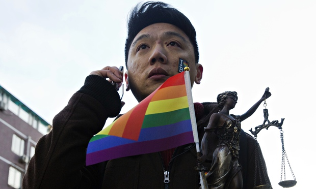Chinese court rules 'gay cure' treatments illegal