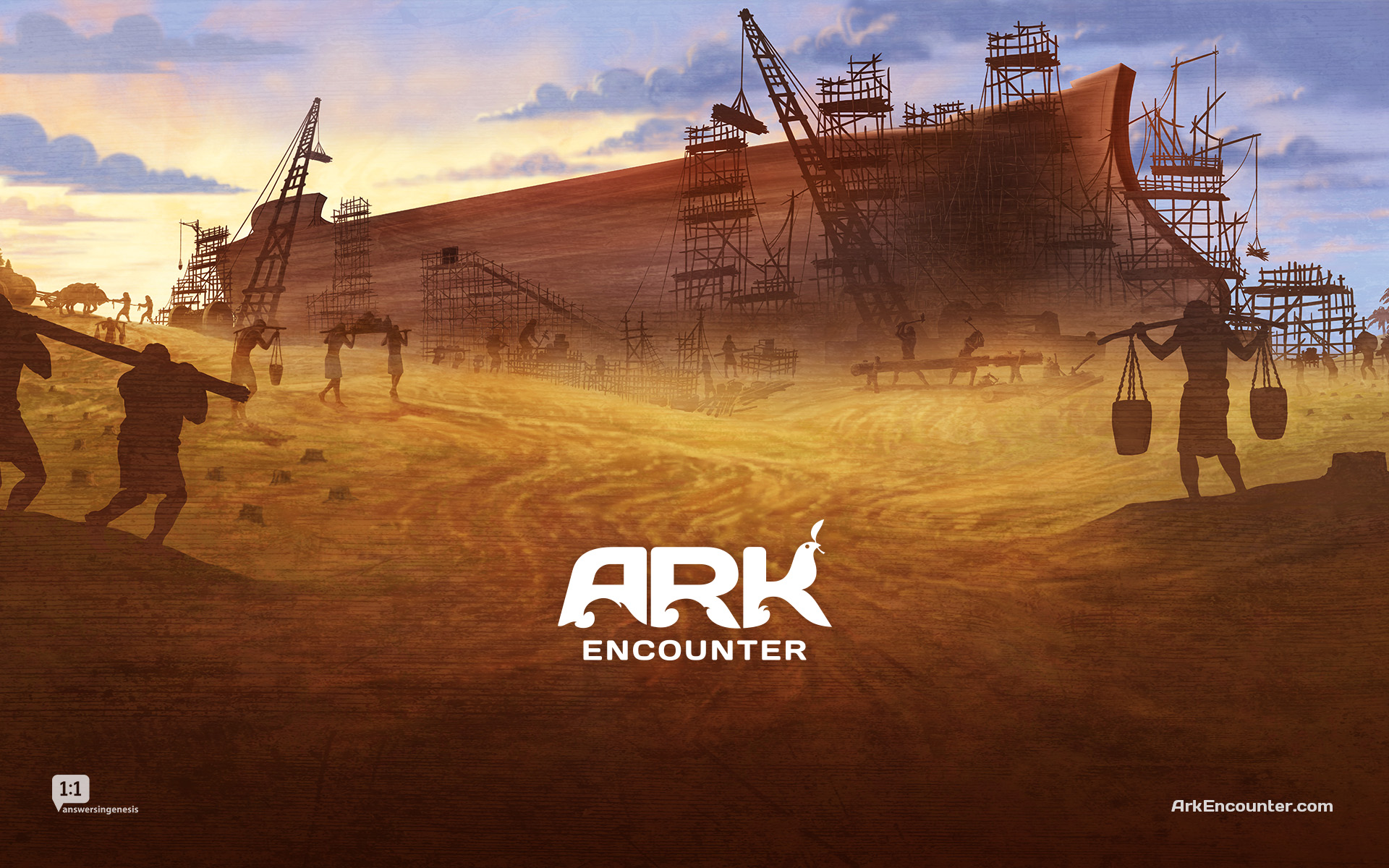 Creationist's Noah's Ark Theme Park Gets $18 Million Tax Break, Won't Hire Gays, Atheists