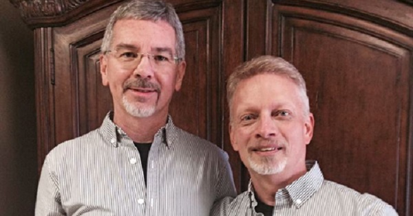 Former 'ex-gay' leader gets married… to a man