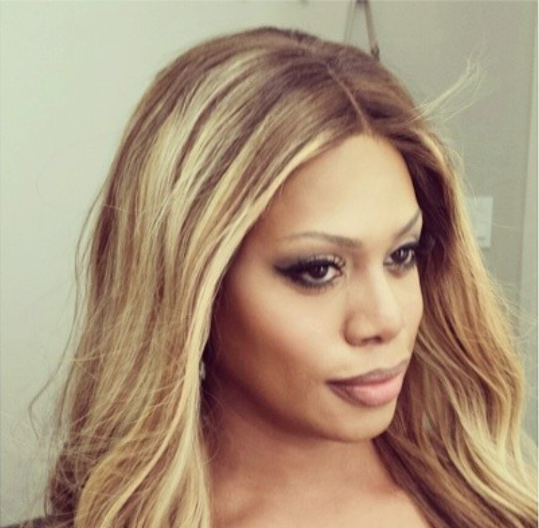 Laverne Cox Becomes First Openly-Transgender Actress Nominated For An Emmy