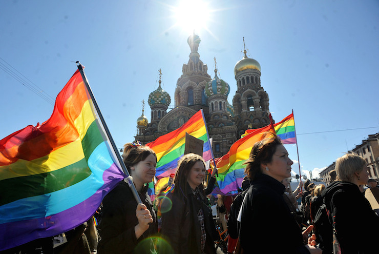 "Human Rights Promotion Backfiring as ""World War LGBT"" Shakes Eurasia"