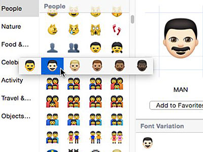 iOS 8.3 Includes Same-Sex Family Emojis