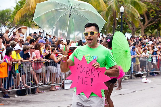 Judge Strikes Down Gay Marriage Ban in the Florida Keys; Marriages Could Begin Next Week