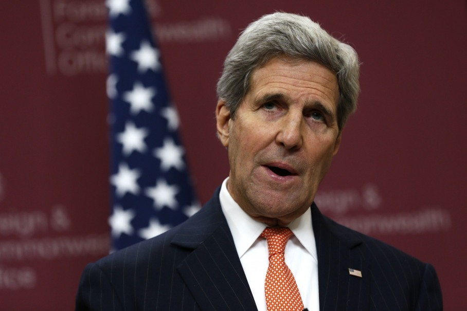 Kerry to appoint gay diplomat for overseas LGBT advocacy