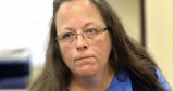 Kim Davis Jailed for Contempt in Kentucky Gay Marriage Dispute