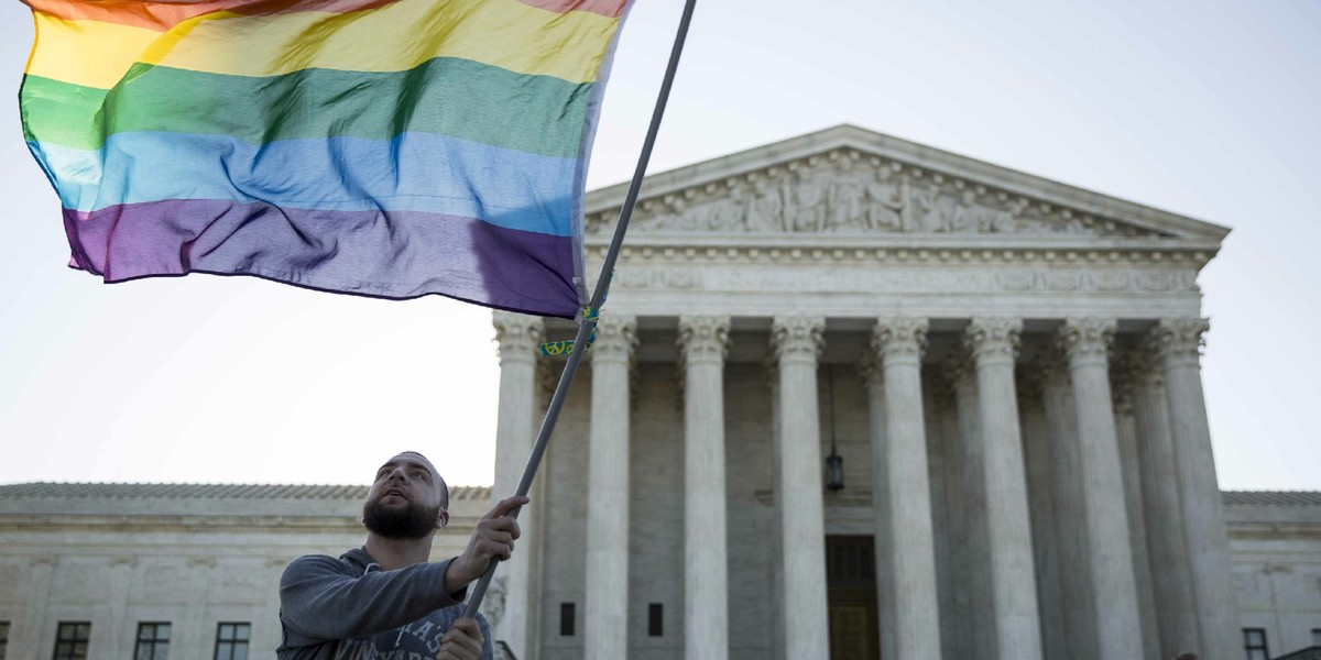 The Onion: Nation On Edge As Court Votes Whether To Legalize Gay Marriage Now Or In A Few Years