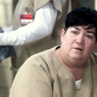 Orange is New Black star Lea DeLaria shouts down homophobic preacher