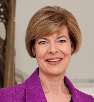 Out US Senator Tammy Baldwin leads effort to end ban on gay men donating blood