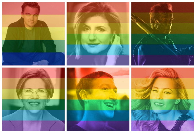 Over 26 Million People Change Their Facebook Picture To Rainbow Flag