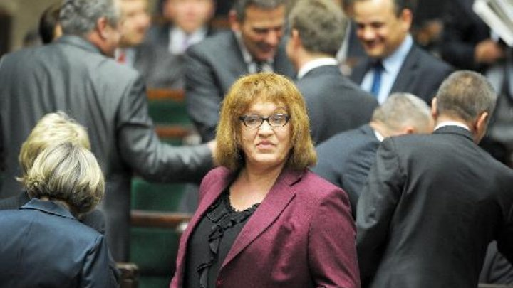 Polish transgender lawmaker Anna Grodzka will run for president in May elections