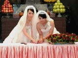 Report: 68% of Taiwan backs gay marriage