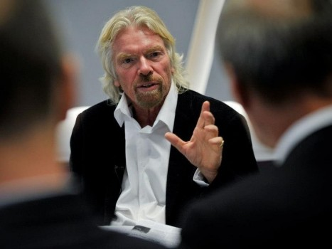 Richard Branson: The law should make no judgement on sexuality
