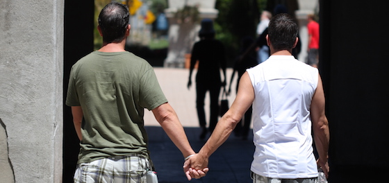 Same-sex couples face pressure to marry - studies find