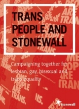 Stonewall adds Trans Rights to its LGBT Campaigning