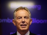 Tony Blair named top gay icon of the last 30 years