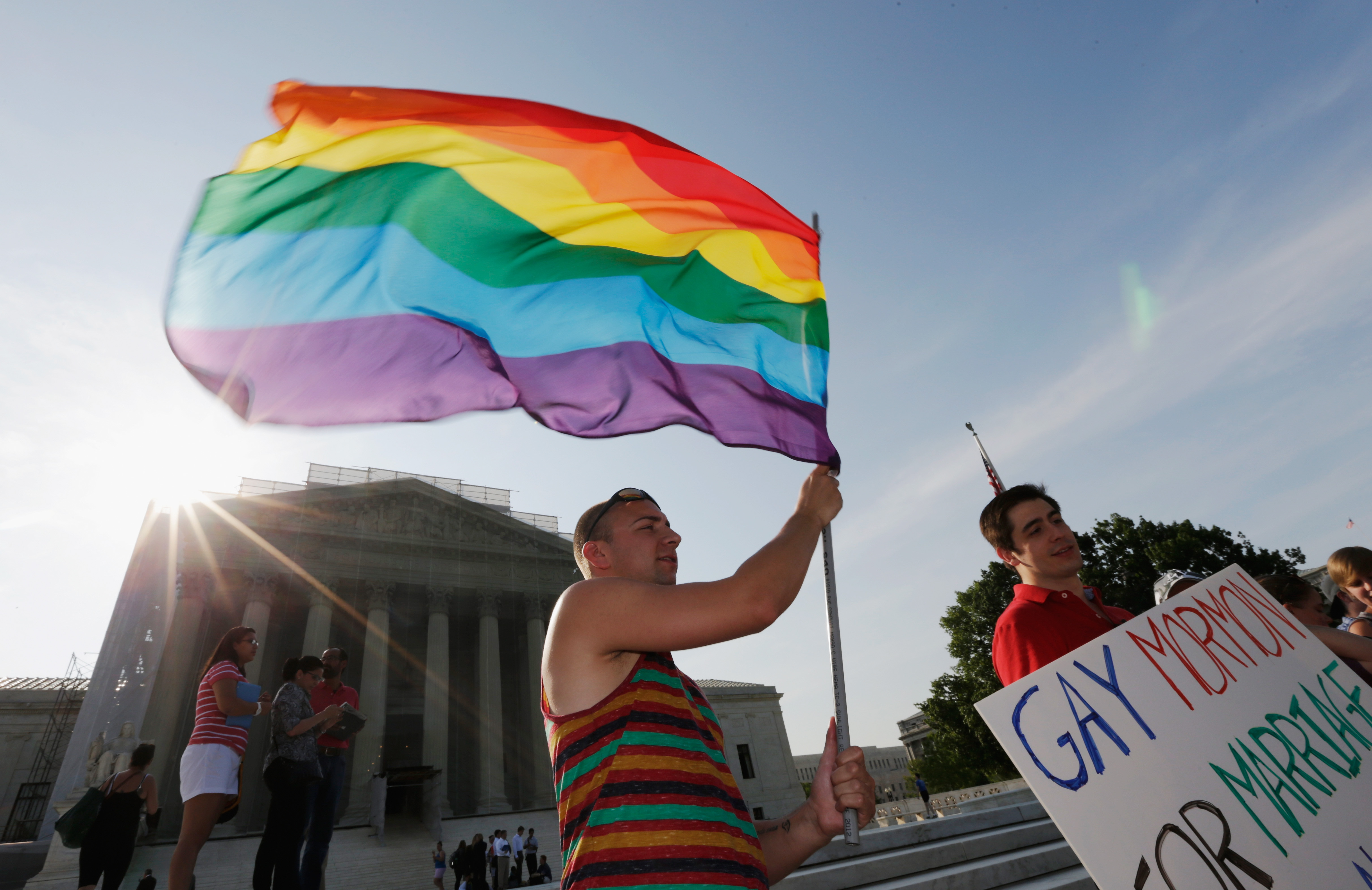 US Supreme Court to agree to hear same sex marriage case