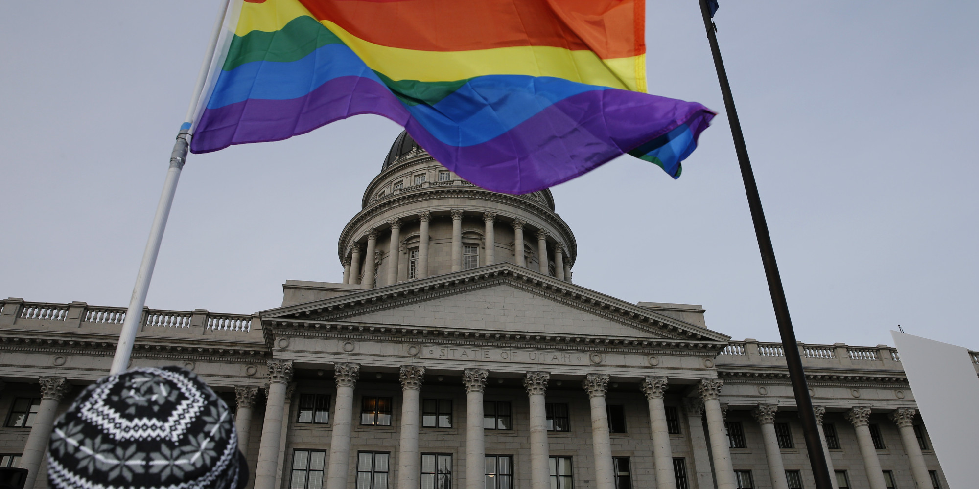 Utah To Appeal Gay Marriage Ban Ruling With Supreme Court