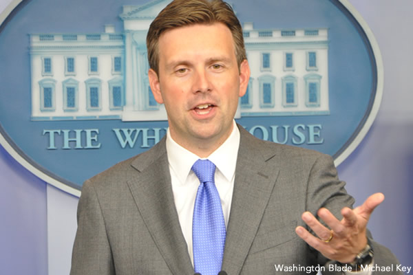 White House criticizes anti-gay Ind. religious freedom law
