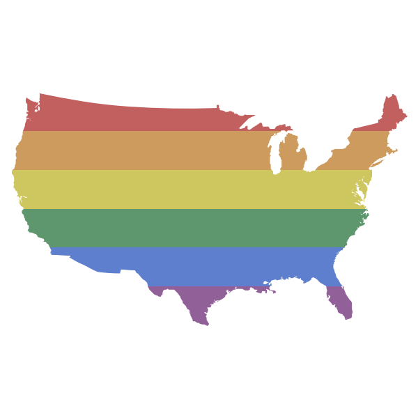 Legalised homosexuality usa
